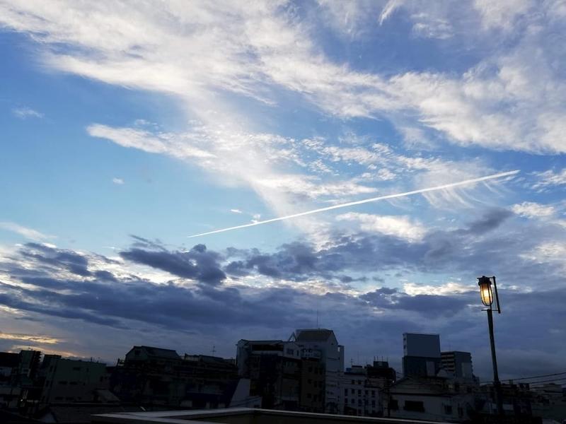 sky-dusk