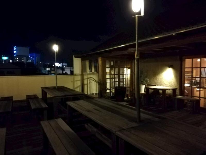 terrace-evening