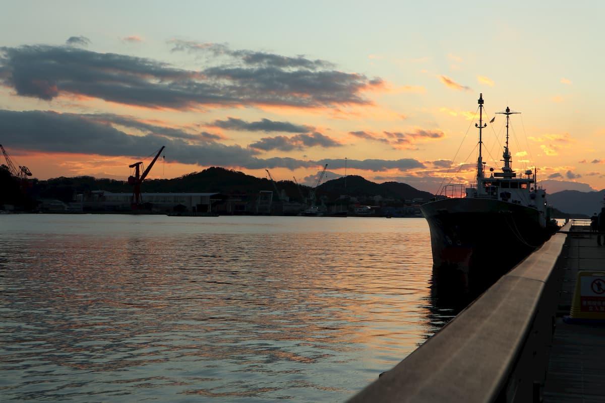 sunset-onomichi-suido