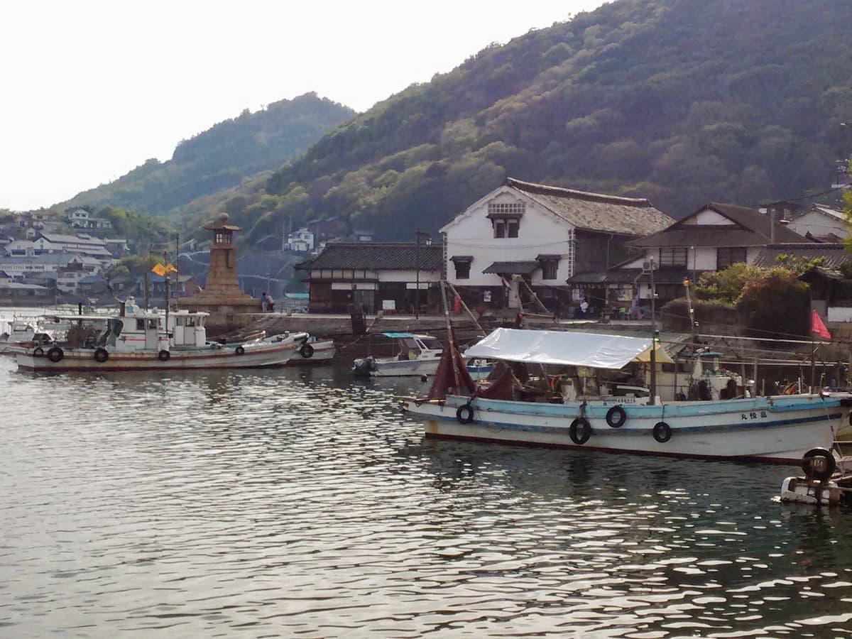 tomonoura-sea-port