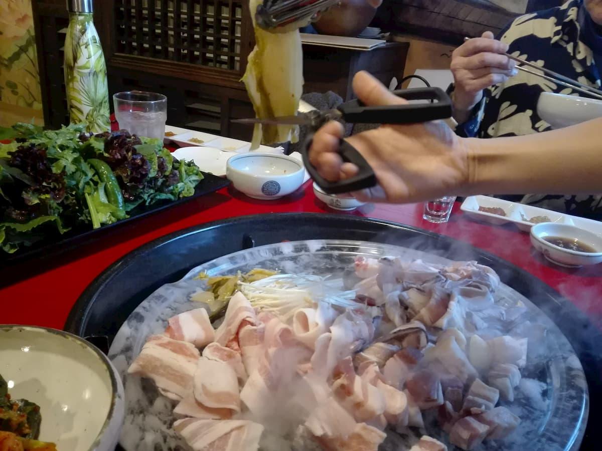 samgyeopsal-and-kimchi