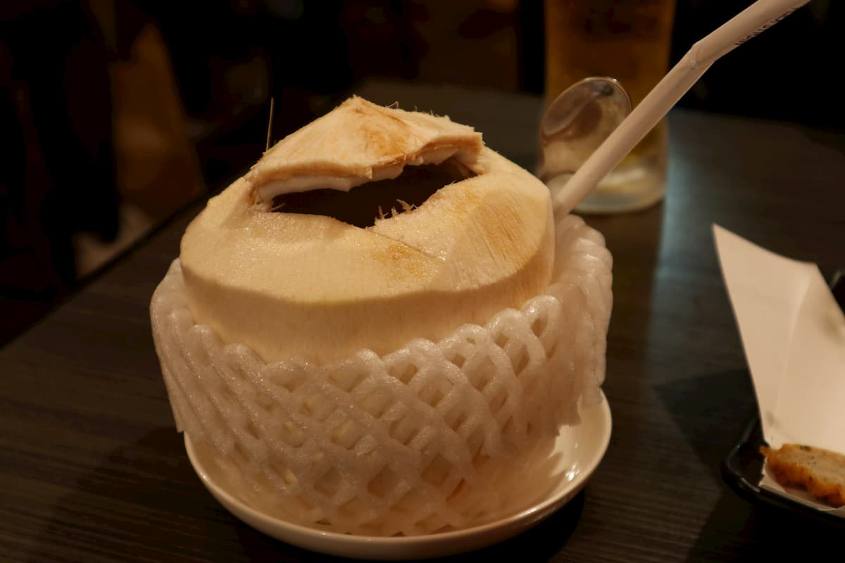 coconut-juice