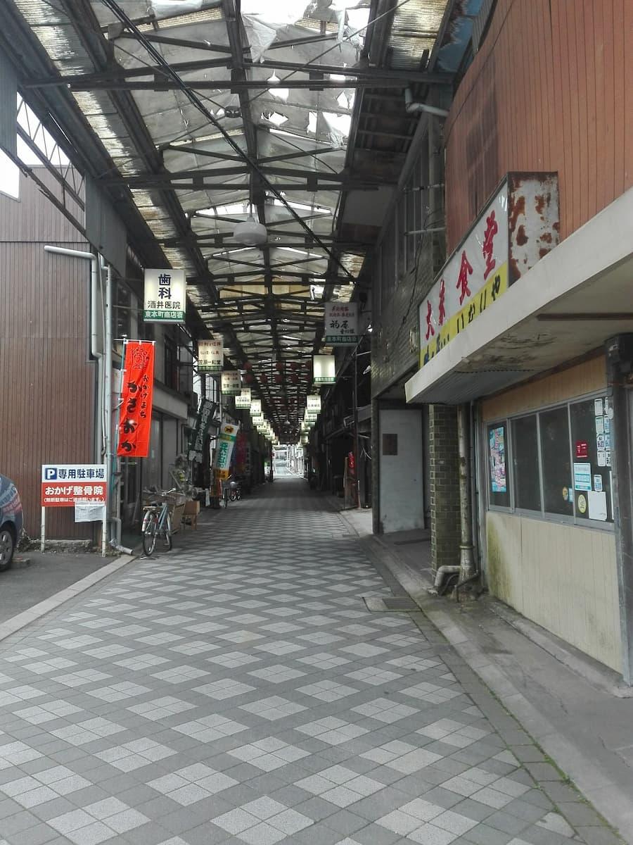 kasaoka-shopping-street