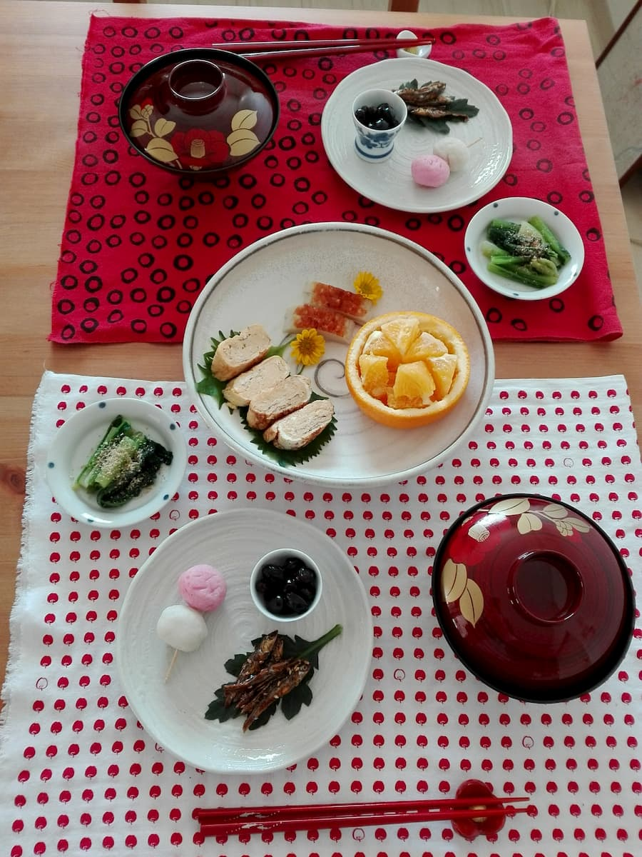 osechi-table