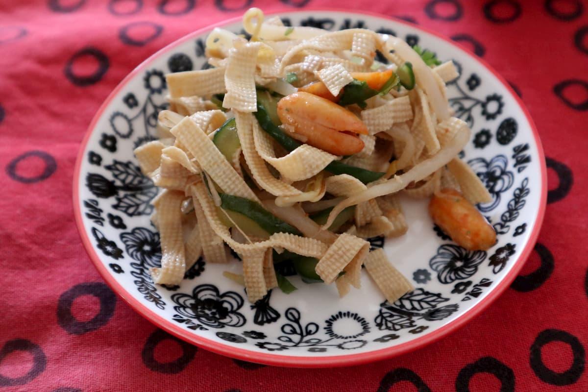 gandoufu-salad