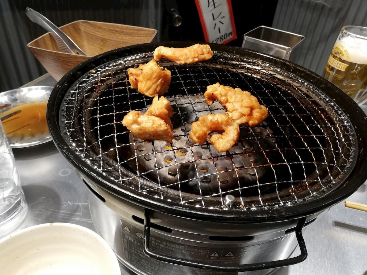 yakiniku-stove
