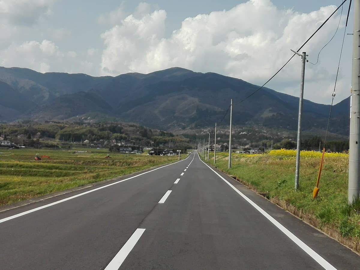 road-to-Mount-Nagi