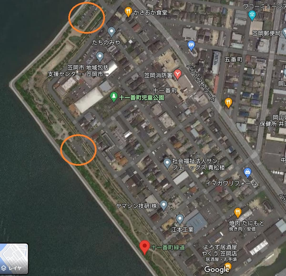 11bancho-ryokudo-map
