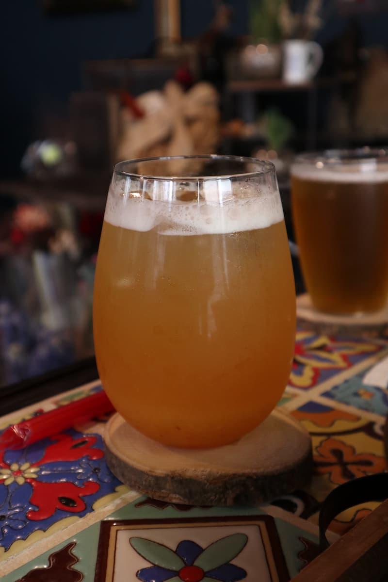 pineapple-tea