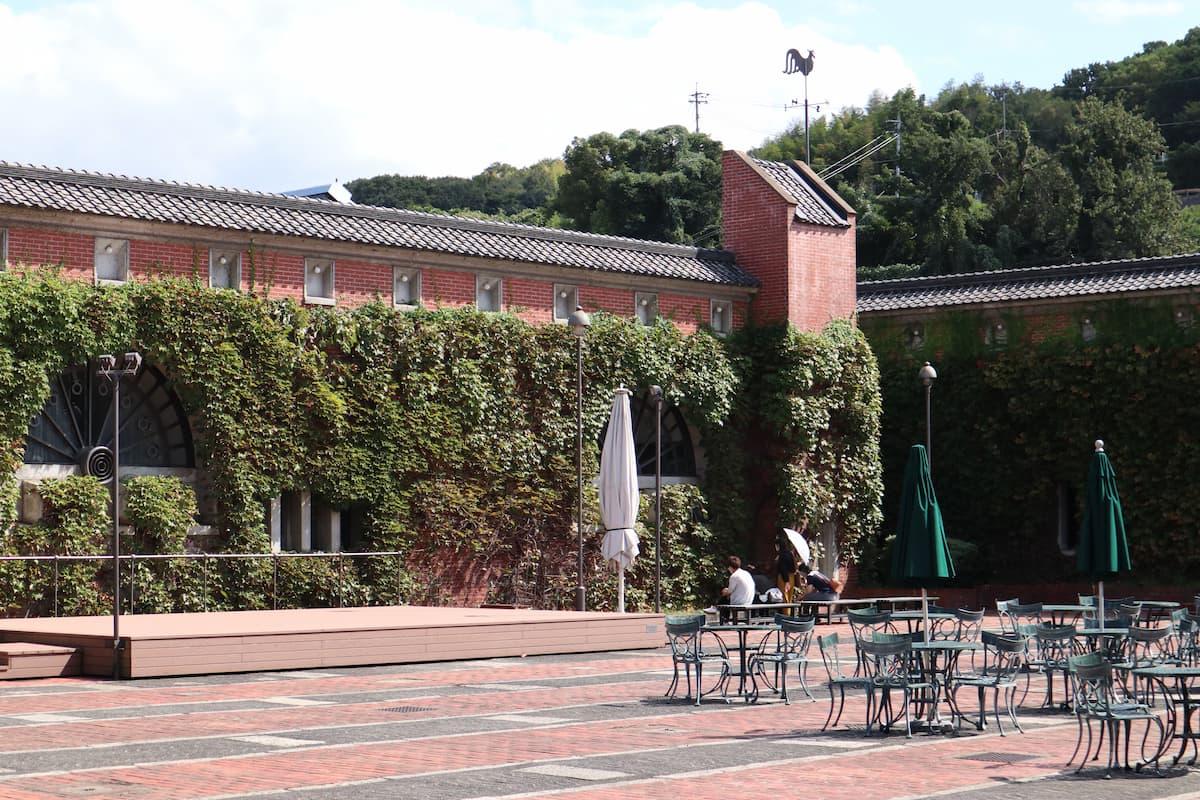 ivy-square