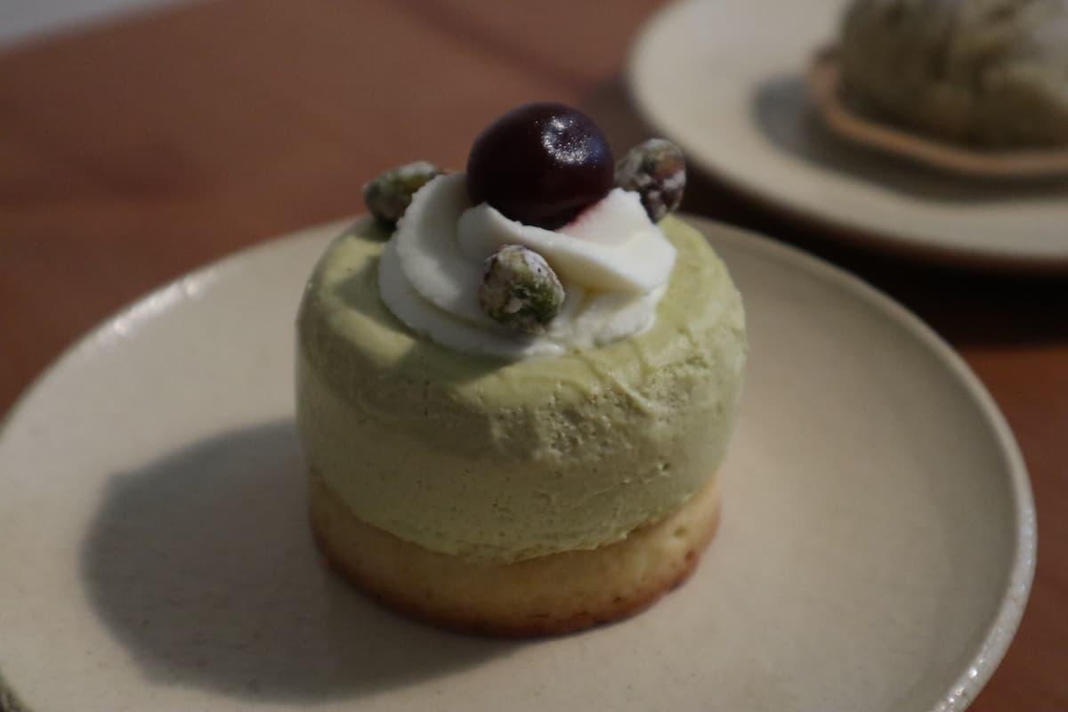 pistachio-tart