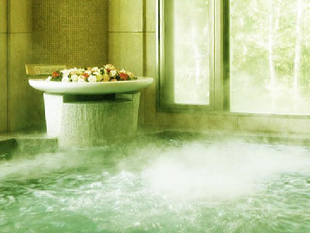 ハーブ風呂