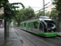[スペイン][バスク][乗り物]ビルバオ市電
