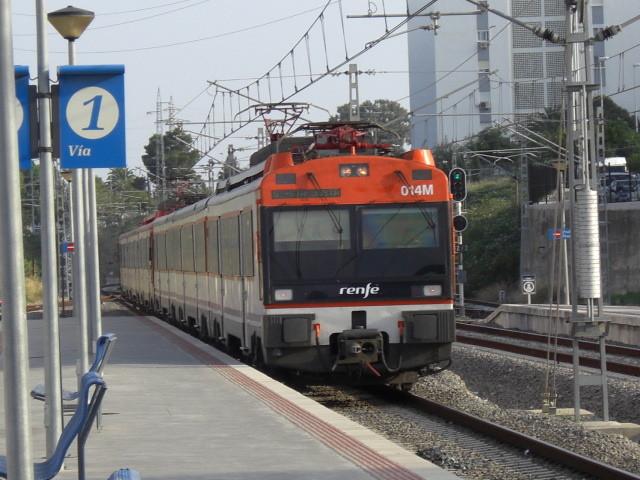 RENFEのヘレス・デ・ラ・フロンテーラ駅