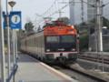 [スペイン][乗り物]RENFEのヘレス・デ・ラ・フロンテーラ駅