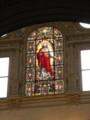 [スペイン]コルドバのメスキータにある、キリストのステンドグラス
