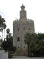 [スペイン]セビージャ、黄金の塔
