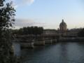 [フランス]パリのポンデザール(Pont des Arts)