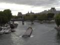 [フランス]パリにて、ポンデザールと船