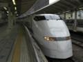 [乗り物]名古屋へ行った際に乗った東海道新幹線