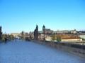 [チェコ][風景写真]カレル橋