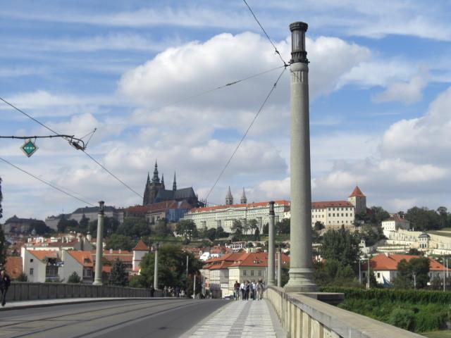プラハのマーネス橋(Mánesův most)