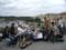 カレル橋の上の楽隊