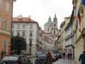 [チェコ][風景写真]プラハの街並