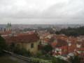 [チェコ]プラハ城からの眺め