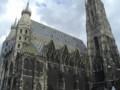 [オーストリア][風景写真]シュテファン大聖堂(Stephansdom)