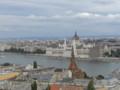 [ハンガリー]漁夫の砦から見た国会議事堂