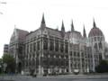 [ハンガリー]ブダペストの国会議事堂