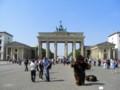 [ドイツ][風景写真]ブランデンブルク門