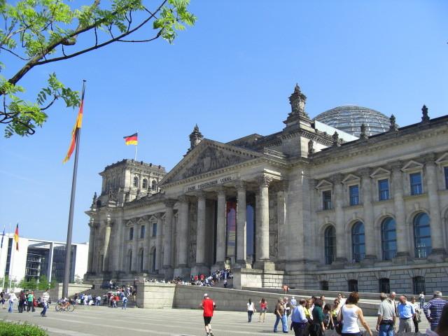 国会議事堂(Reichstagsgebäude)