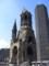 カイザー・ヴィルヘルム記念教会(Kaiser Wilhelm Gedächtniskirche)