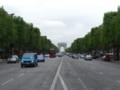 [フランス]シャンゼリゼ通り(l'Avenue des Champs-Élysées)
