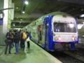 [フランス]パリのモンパルナス駅(Gare Montparnasse)にて。