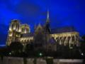 [フランス]ノートルダム大聖堂(Cathédrale Notre-Dame de Paris)