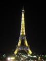 [フランス]エッフェル塔(La tour Eiffel)