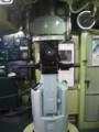 海上自衛隊呉史料館(「てつのくじら館」)にて、潜水艦「あきしお」