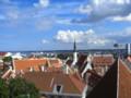 [エストニア]エストニアのタリン旧市街