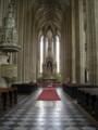 [チェコ]ブルノの聖ヤコブ教会