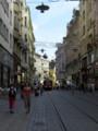 [チェコ]ブルノ旧市街