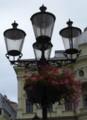 [スロバキア]ブラチスラバの街灯