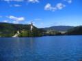 [スロベニア]ブレッド湖