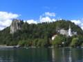 [スロベニア][風景写真]ブレッド湖