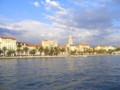 [クロアチア][風景写真]スプリット旧市街