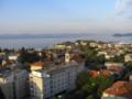 [クロアチア][風景写真]早朝のスプリット