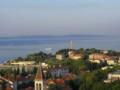 [クロアチア][風景写真]朝のスプリット