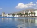 [クロアチア][風景写真]トロギール旧市街